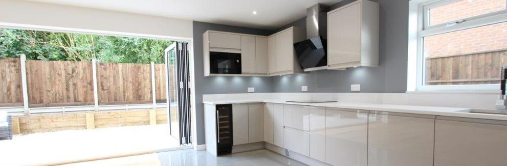 New build | Oadby
